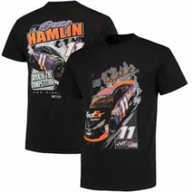 Kudzu クズ スポーツ用品  Denny Hamlin Black Salt Life Smokin T-Shirt
