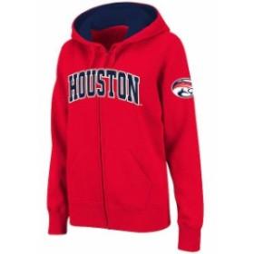 Stadium Athletic スタジアム アスレティック スポーツ用品  Stadium Athletic Houston Cougars Womens Red Arched Na