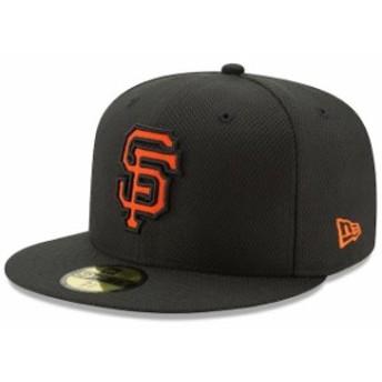 New Era ニュー エラ 服 New Era San Francisco Giants Black Diamond Era 59FIFTY Fitted Hat