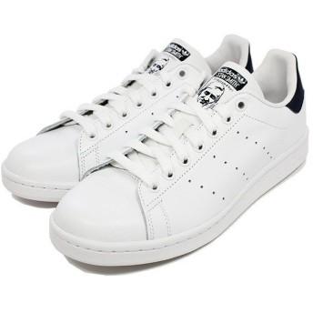 アディダス スタンスミス [サイズ:24cm(US6)] [カラー:ホワイト×ネイビー] #M20325 ADIDAS adidas STAN SMITH RWHI/RWHI/NEWNAV