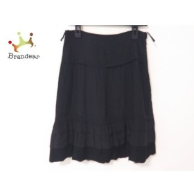 ボディドレッシングデラックス BODY DRESSING Deluxe スカート レディース 美品 黒   スペシャル特価 20190830