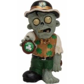 Forever Collectibles フォーエバー コレクティブル スポーツ用品  Boston Celtics Thematic Zombie Figurine Gnome