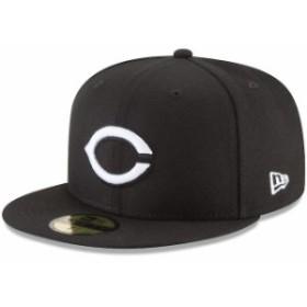 New Era ニュー エラ スポーツ用品  New Era Cincinnati Reds Black Basic 59FIFTY Fitted Hat