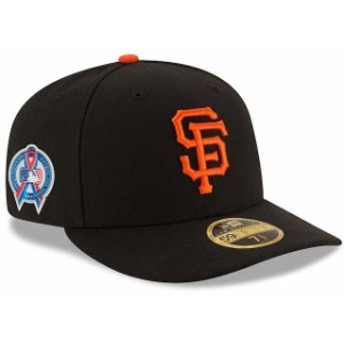 New Era ニュー エラ 服 New Era San Francisco Giants Black 2018 9/11 Authentic Collection Low Profile 59FIFTY Fitted Hat