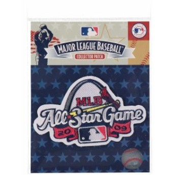 Emblem Source エンブレム ソース スポーツ用品 St. Louis Cardinals Replica 2009 All-Star Game Patch