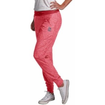 Antigua アンティグア スポーツ用品 Antigua St. Louis Cardinals Womens Red Chant Jogger Pants