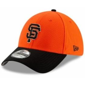 New Era ニュー エラ スポーツ用品  New Era San Francisco Giants Orange/Black 2019 Batting Practice Home 39THIRTY Flex