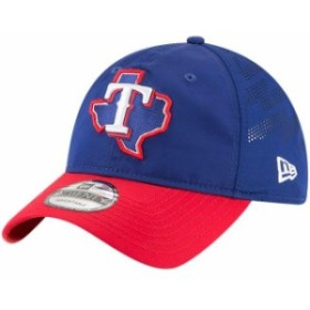 sports shoes 8a293 644b1 New Era ニュー エラ スポーツ用品 New Era Texas Rangers Royal Red Prolight Batting  Practice