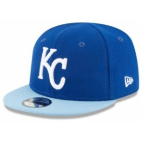 New Era ニュー エラ スポーツ用品  New Era Kansas City Royals Infant Royal My First 9FIFTY Adjustable Hat