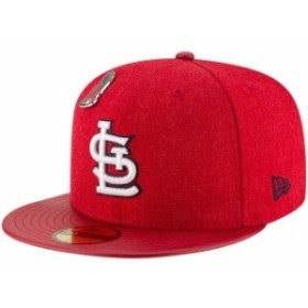 New Era ニュー エラ 服  New Era St. Louis Cardinals Red Pin Collection 59FIFTY Fitted Hat