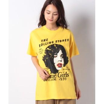 The Rolling Stones ザ・ローリングストーンズ Sir Michael Philip Jagger ミックジャガー 半袖プリントTシャツ