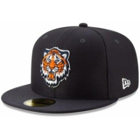 New Era ニュー エラ スポーツ用品  New Era Detroit Tigers Navy 2019 Batting Practice 59FIFTY Fitted Hat