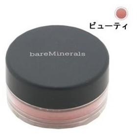 ベアミネラル チークカラー #ビューティ 0.85g BAREMINERALS 化粧品 BAREMINERALS BLUSH BEAUTY