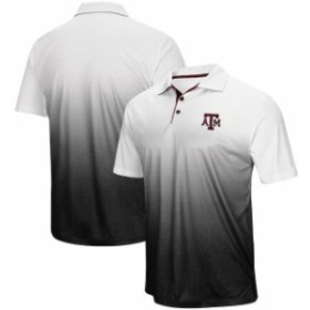 Colosseum コロセウム シャツ ポロシャツ Colosseum Texas A&M Aggies Heathered Gray Magic Polo
