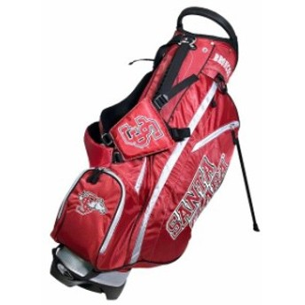 Team Golf チーム ゴルフ スポーツ用品  Santa Clara Broncos Fairway Golf Stand Bag