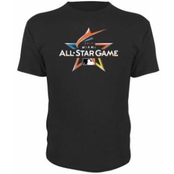 Stitches スティッチ スポーツ用品 Stitches Youth Black 2017 MLB All-Star Game T-Shirt