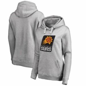 & Tall Team Primary Logo Pullover Hoodie Fanatics Branded Phoenix Suns Black Big ブランド Fanatics Branded スポーツ用品 ファナティクス