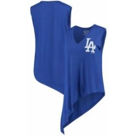 Majestic Threads マジェスティック スレッド スポーツ用品  Majestic Threads Los Angeles Dodgers Womens Royal Asy