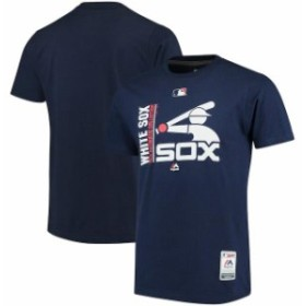 Majestic マジェスティック スポーツ用品  Majestic Chicago White Sox Navy Authentic Collection Team Icon T-Shirt