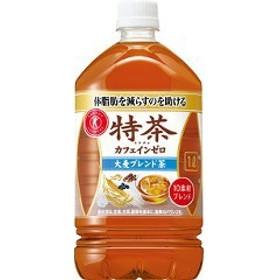 サントリー 伊右衛門 特茶 カフェインゼロ(1L12本入)[トクホのお茶]