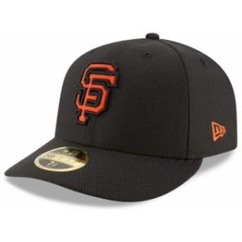 New Era ニュー エラ 服 New Era San Francisco Giants Black Diamond Era 59FIFTY Low Profile Fitted Hat