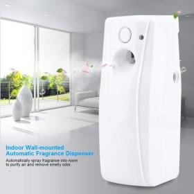 Eboxer 自動式 空気清浄機 脱臭装置 家庭用 小型 自動香水ディスペンサー 壁掛け式 加湿器