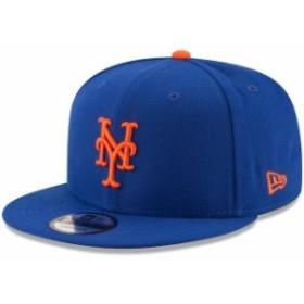 New Era ニュー エラ スポーツ用品  New Era New York Mets Royal Team Color 9FIFTY Adjustable Hat
