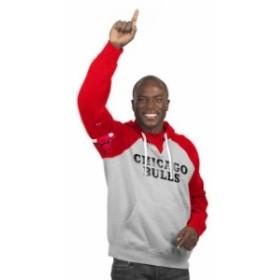 Hands High ハンズ ハイ スポーツ用品  Hands High Chicago Bulls Gray Pullover Hoodie