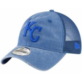 New Era ニュー エラ スポーツ用品  New Era Kansas City Royals Royal Tonal Washed 9TWENTY Adjustable Hat