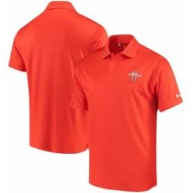 Under Armour アンダー アーマー スポーツ用品  Under Armour Auburn Tigers Orange Solid Performance Polo