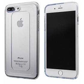"GRAMAS COLORS ""GEMS"" Hybrid Case CHC476P for iPhone 7 Plus(クリスタルクリアー)"