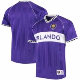 Mitchell & Ness ミッチェル アンド ネス スポーツ用品  Mitchell & Ness Orlando City SC Purple Penalty Kick V-Neck