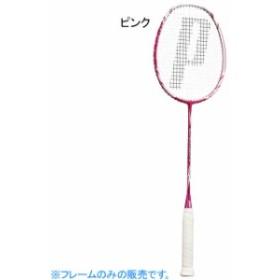 【キャッシュレスでP5%還元】 プリンス バドミントン バドミントンラケット スーパーライト II ピンク  Prince 7BJ052