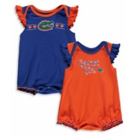 Outerstuff アウタースタッフ スポーツ用品  Florida Gators Newborn & Infant Royal/Orange Homecoming Two Pack Bodysui