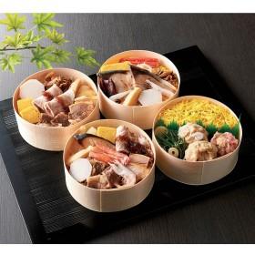 北陸の4種わっぱ飯セット (4食)