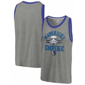 Fanatics Branded ファナティクス ブランド スポーツ用品  Fanatics Branded Dallas Mavericks Heathered Gray Star Wa