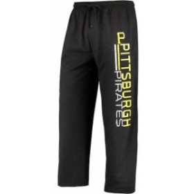 Concepts Sport コンセプト スポーツ スポーツ用品  Concepts Sport Pittsburgh Pirates Black NBO Knit Pants