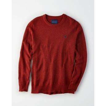 【アメリカンイーグル】AEクルーネックセーター