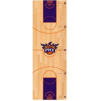 Fathead ファサード スポーツ用品 Fathead Phoenix Suns Basketball Court Large Removable Growth Chart