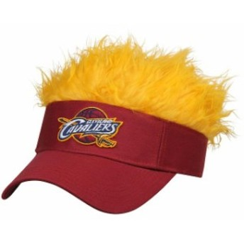 Concept One コンセプト ワン スポーツ用品 Cleveland Cavaliers Flair Hair Visor