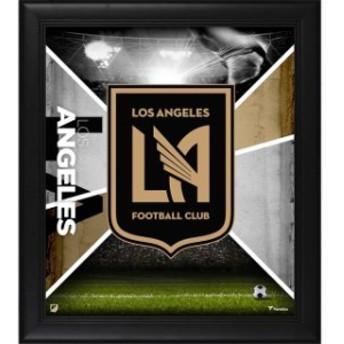 Fanatics Authentic ファナティクス オーセンティック スポーツ用品 Fanatics Authentic LAFC Framed 15 x 17 Tea