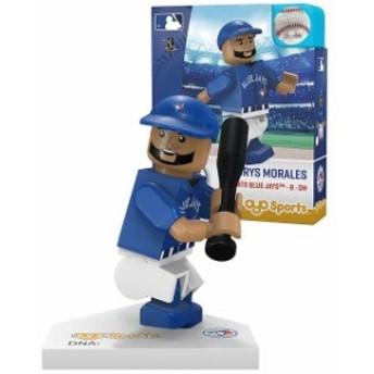 OYO Sports オーワイオー スポーツ スポーツ用品 OYO Sports Royal Kendrys Morales Toronto Blue Jays Player Minifig