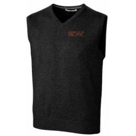 Cutter & Buck カッター アンド バック スポーツ用品  Cutter & Buck Pacific Tigers Black Big & Tall Lakemont Vest