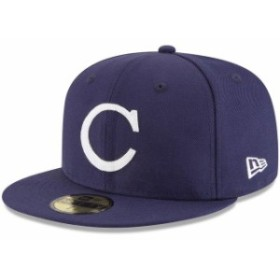 New Era ニュー エラ スポーツ用品  New Era Chicago White Sox Navy Cooperstown Inaugural Season 59FIFTY Fitted Hat
