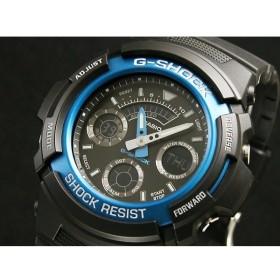 カシオ CASIO Gショック G-SHOCK アナデジ 腕時計 AW591-2A