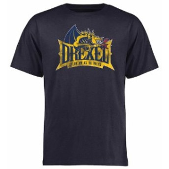 Fanatics Branded ファナティクス ブランド スポーツ用品 Drexel Dragons Navy Big & Tall Classic Primary T-Shirt