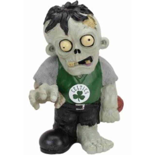 Forever Collectibles フォーエバー コレクティブル スポーツ用品  Boston Celtics Resin Zombie Figurine