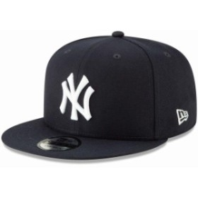 New Era ニュー エラ スポーツ用品  New Era New York Yankees Navy Tag Turn 9FIFTY Adjustable Snapback Hat