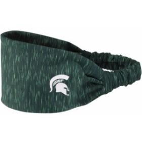 ZooZatz ズーザッツ スポーツ用品  ZooZatz Michigan State Spartans Womens Heathered Touchdown Headband