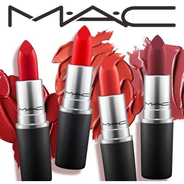 国内配送 【新色追加】MAC マック リップスティック 3g M・A・C Lipstick 口紅 ※人気色早めの購入をオススメします。
